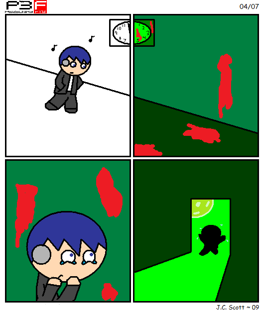Persona 3 FTW - Intro pt. 2