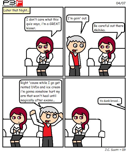 Persona 3 FTW - Intro pt. 8