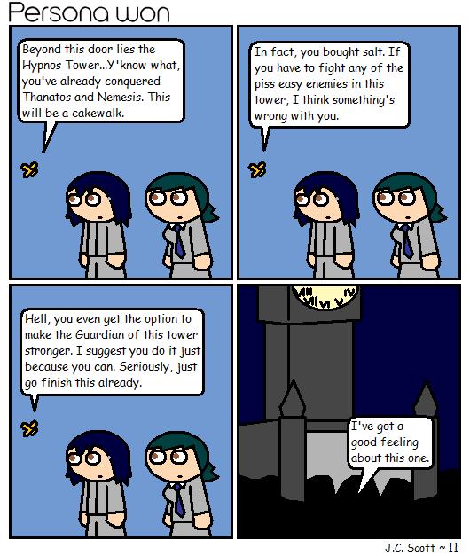 Hypnos Tower pt. 1